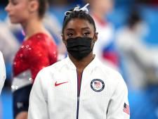 """Simone Biles incertaine pour la suite des JO après son retrait du concours par équipes: """"Des démons dans ma tête"""""""