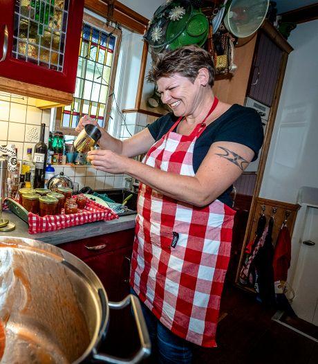 Mojito, pina colada: Anneke maakt jam maar dan nét even anders