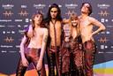 Winnaar Eurovisie Song Festival 2021: Maneskin uit Italie