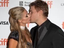 Paris Hilton reageert op breuk met verloofde