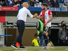 Slot na zege Feyenoord: 'Nu niet gelijk polonaise gaan lopen'