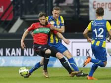 NEC wint 'geheim' oefenduel van TOP Oss