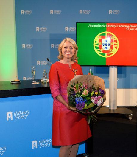 Speciale onderscheiding voor Numansdorpse topvrouw: 'Ze weet een vonk over te brengen'
