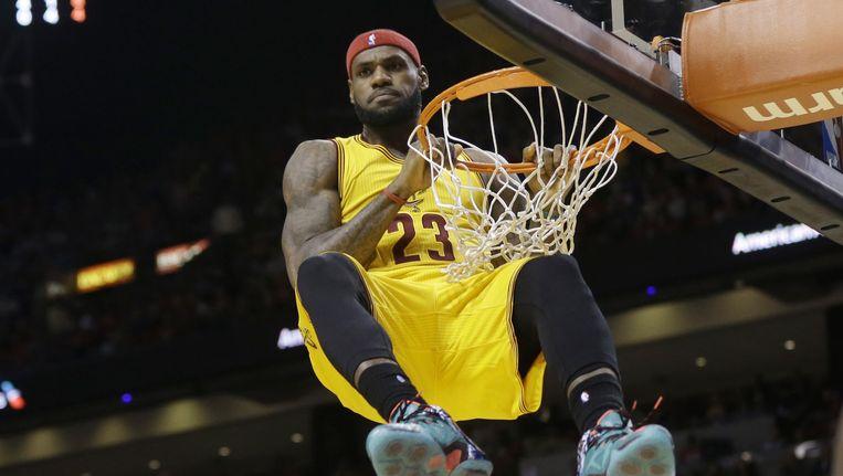 Kan LeBron James de Cavs hun eerste titel bezorgen?