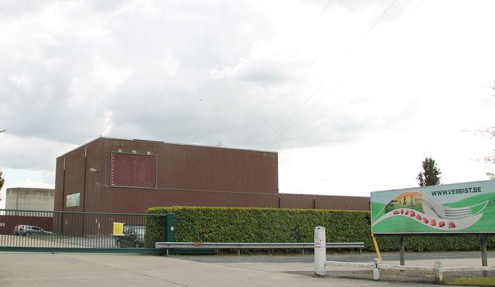 Slachthuis Verbist in Izegem.