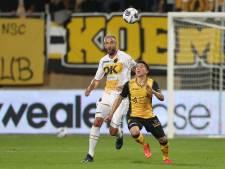 Krampachtig NAC kan Roda JC na matige eerste helft niet over de knie leggen en speelt doelpuntloos gelijk