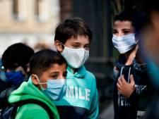"""Une rentrée scolaire plus masquée à Bruxelles: """"Les chiffres de vaccination sont dramatiques, c'est inévitable"""""""