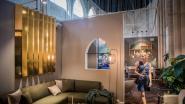 Strak Deens design in ontwijde kerk