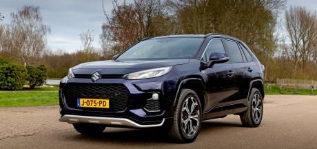 Test Suzuki Across: 'vermomde Toyota' is ruim en compleet