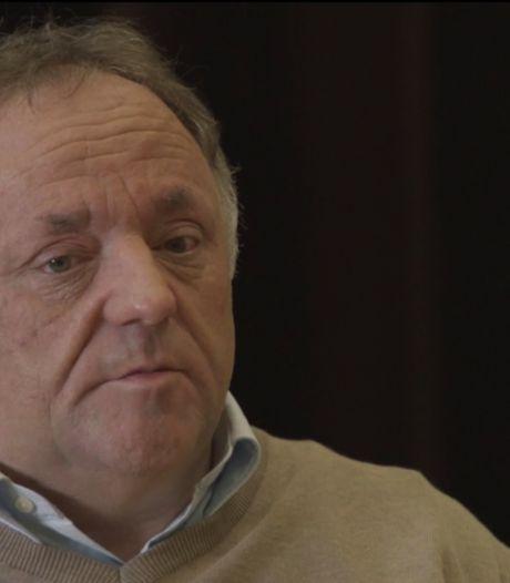 La réaction de Marc Van Ranst à la découverte du corps de Jürgen Conings