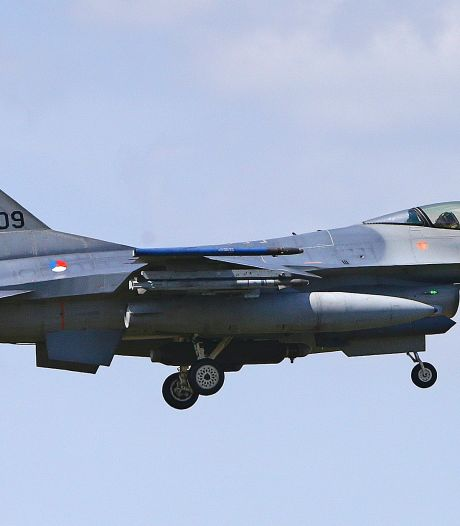 Luchtmacht scheert laag met F-16's over dierentuin Wildlands, burgemeester Emmen woedend