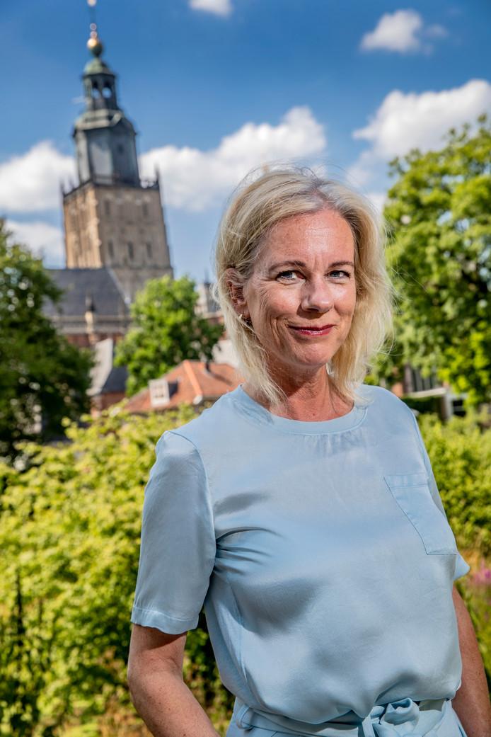 Annemieke Vermeulen is burgemeester van de gemeente Zutphen.