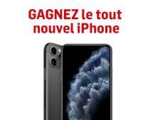 CONCOURS: 7sur7 vous offre l'iPhone 11 Pro Max!