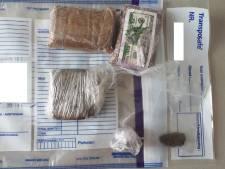 Politie vindt drie tassen drugs in Papendrechtse woning