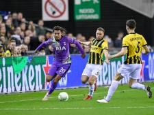 LIVE | Vitesse krijgt grootste kans tegen Spurs: Rasmussen kopt nét voorlangs