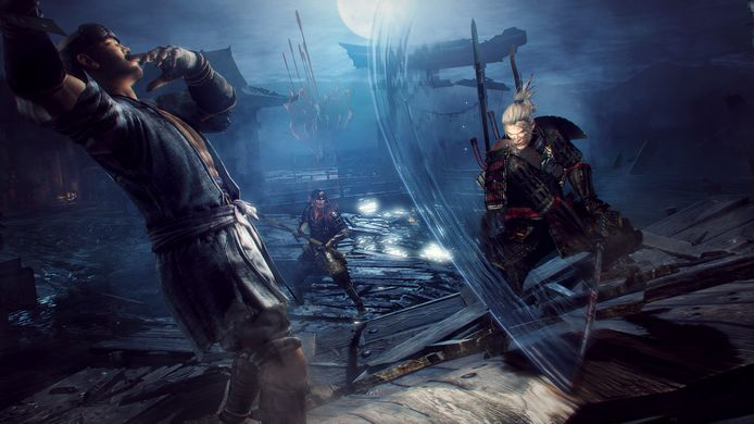Beeld uit 'The Nioh Collection'.