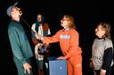 'Eins Zwei Schweinerei', met onder meer Elsie de Brauw als hoofdonderwijzer Wampie