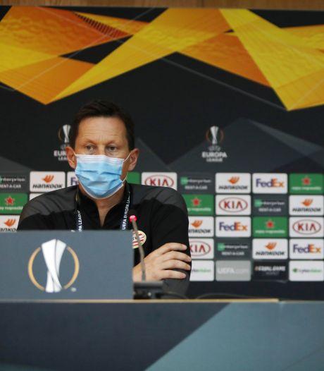 Teze en Zahavi uit het vliegtuig gehaald: PSV wil 'gewoon' spelen tegen Omonia