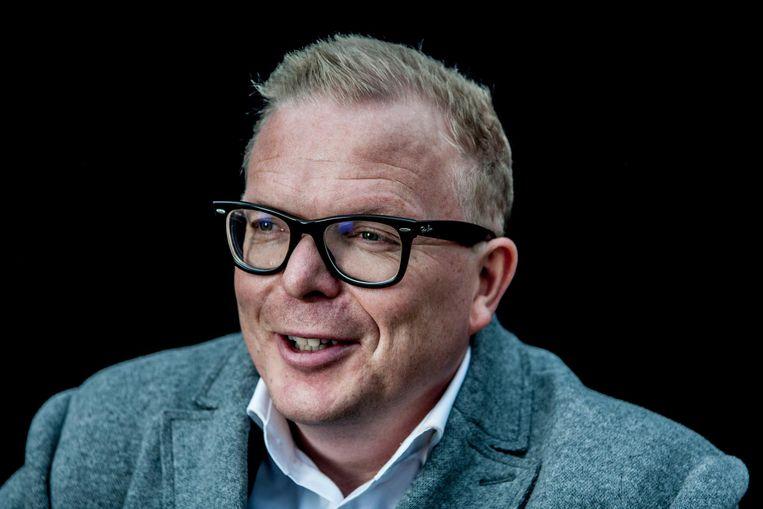 Jan Roos: 'Ik ga graag naar linkse programma's. Er is niets beters dan plaatsnemen in het hol van de leeuw' Beeld ANP