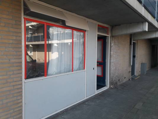 Grote explosie bij appartement aan de Amsterdamstraat in Den Bosch.