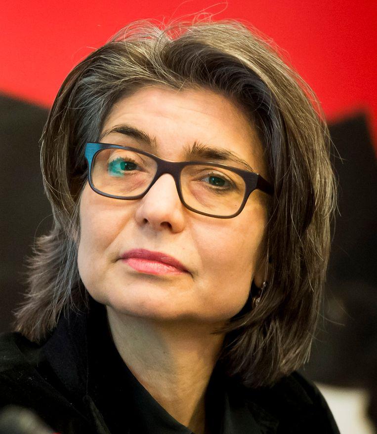 Lokke Moerel: 'Ik ben zowel een technofiel als een technofoob.' Beeld ANP