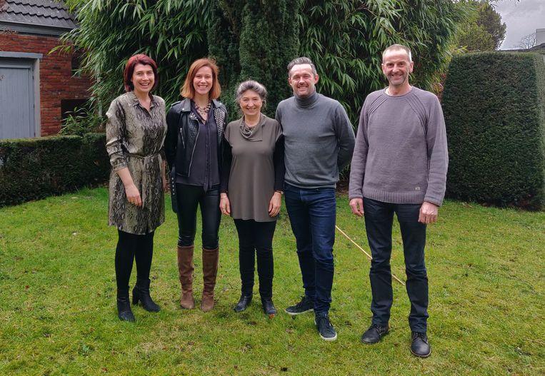 De ploeg van CD&V Vorselaar