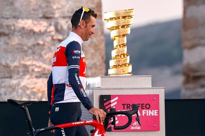 Vincenzo Nibali (Trek-Segafredo) is één van de favorieten voor eindwinst.