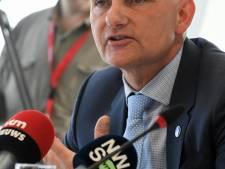 """""""To all of you, break a leg"""":  directeur Stanny De Vlieger wordt verbindingsofficier bij de Britse politie"""