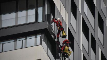 Brusselse brandweer rukt slechts 15 keer uit tijdens stormweekend