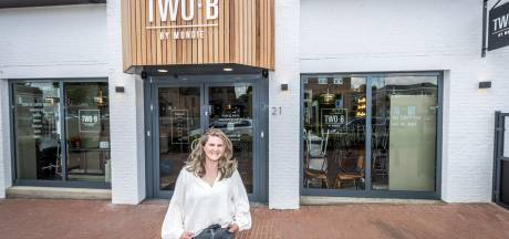Veldhovense Mondie Scheepers (32) verhuist lunchroom Two-B by Mondie naar de Dorpstraat