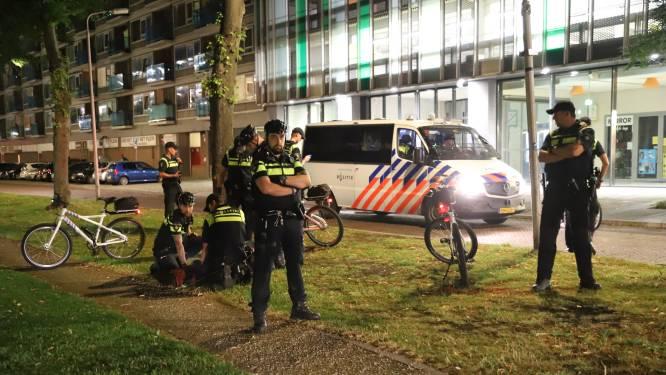 Extra beveiliging in Poptahof na oproepen tot rellen