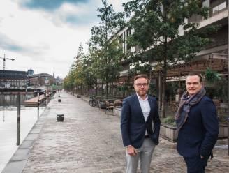 """REPORTAGE. Hoe één jaar Quartier Bleu aanslaat bij de Hasselaar: """"Opening in mineur, maar met meer dan 3 miljoen bezoekers eindelijk op koers"""""""
