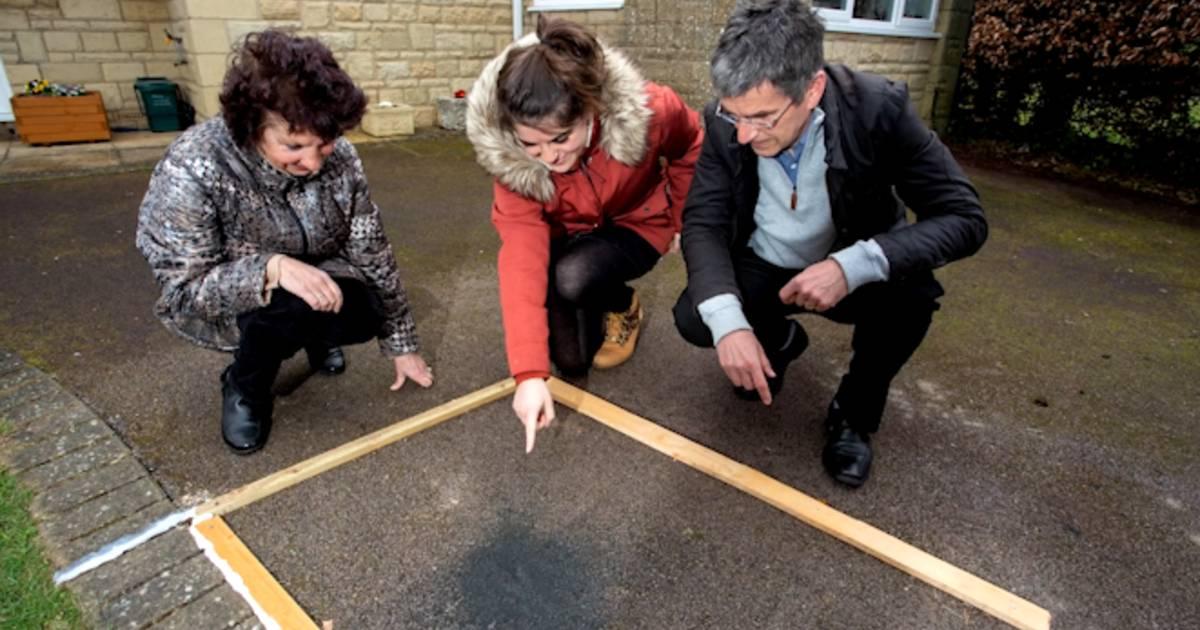 Une météorite plus vieille que la Terre atterrit dans l'allée d'une famille - 7sur7