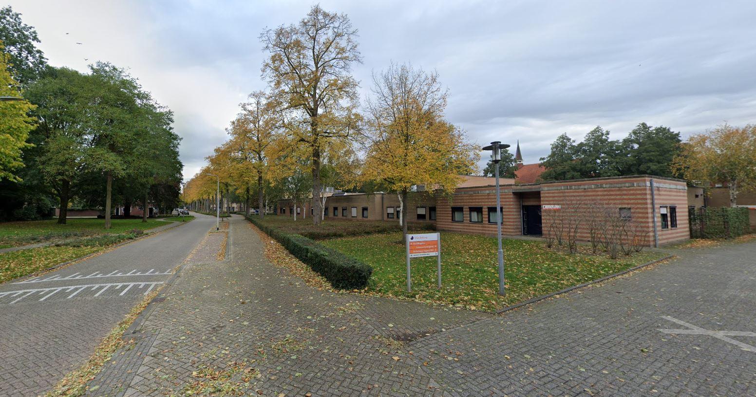 Jan Wierhof in Tilburg.