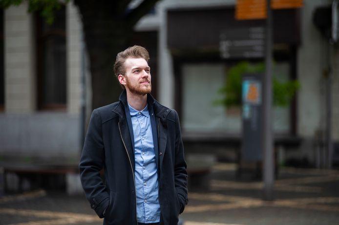 Jonathan Vander Elst van LGBTQ+ Network droomt van een volledig inclusieve wereld.