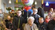 Maria Bert viert 101ste verjaardag in Vinkt