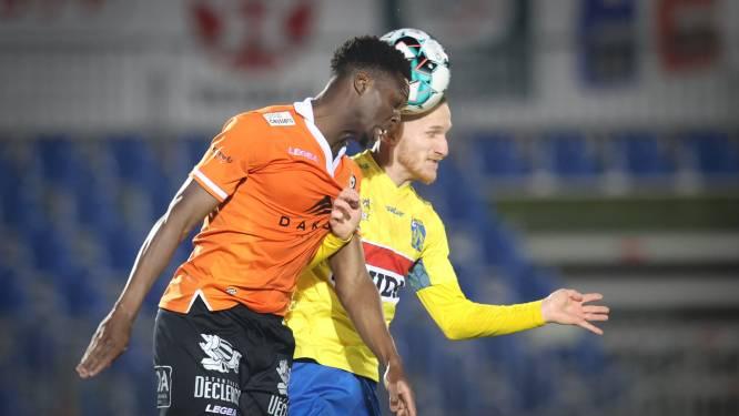 """Bafode Dansoko (SK Deinze) na derde thuisverlies van het seizoen: """"We hadden altijd moeten scoren"""""""