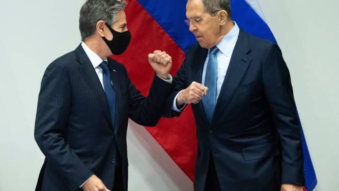 Buitenlandminister VS pleit voor samenwerking met Rusland