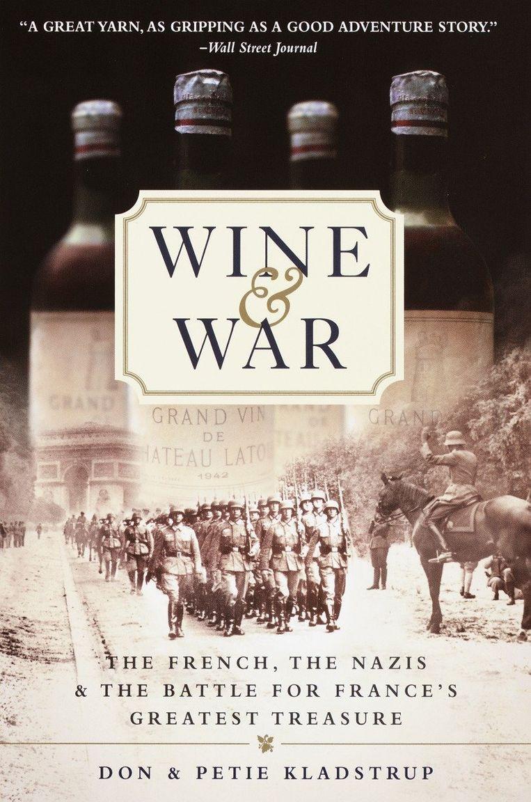 Wine & War gaat over de Franse wijnindustrie ten tijde van de Tweede Wereldoorlog.  Beeld