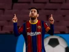 Le Barça peut encore une fois remercier Messi