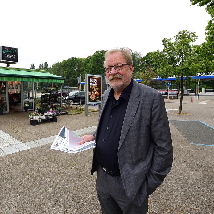 """Wethouder Kees van Aert over het stationsgebied van Etten-Leur: ,,Hier moet hoognodig wat gebeuren, ja. En dat gaan we ook doen."""""""