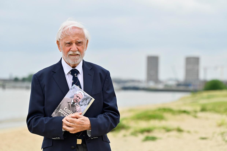 Bob Cools: 'Ik ben ervan overtuigd dat je de Antwerpenaren moet tonen hoe belangrijk die mensen van vreemde komaf zijn.' Beeld Klaas De Scheirder