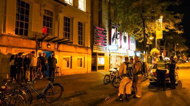 Student onwel op feest in Eindhoven, brandweer meet te hoge CO-waarde