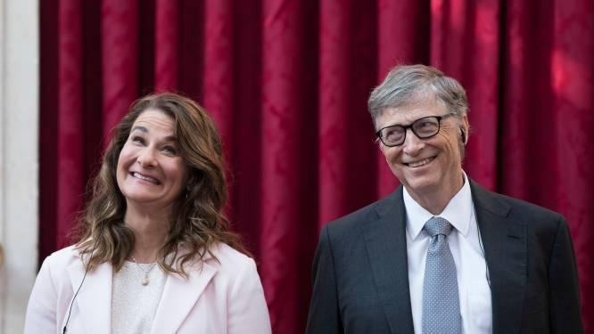 Bill en Melinda Gates nu dan echt (officieel) gescheiden