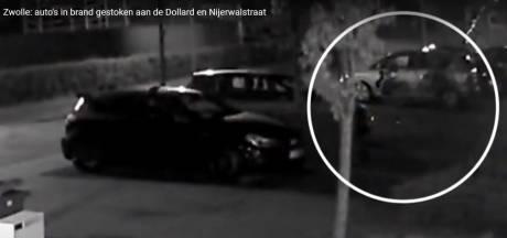Politie toont daders die mogelijk betrokken zijn bij meerdere autobranden in AA-landen en Stadshagen