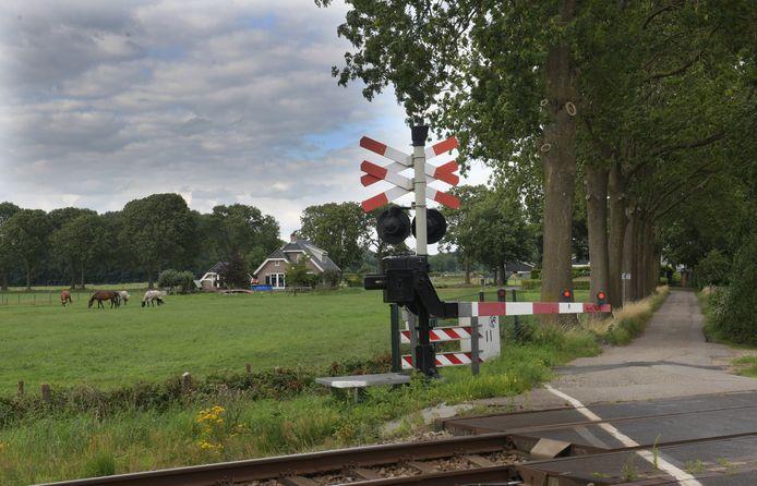 De spoorzone langs de A12 vlakbij Bunnik en Odijk is de meest kansrijke plek voor windmolens in de gemeente.