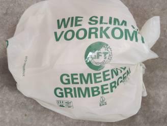 Nieuwe GFT-zakken van 30 liter voor handen in Grimbergen