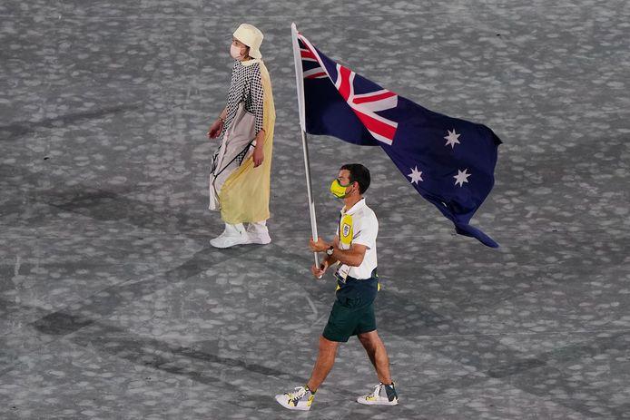Op de Olympische Spelen was Nieuw-Zeeland wel aanwezig.