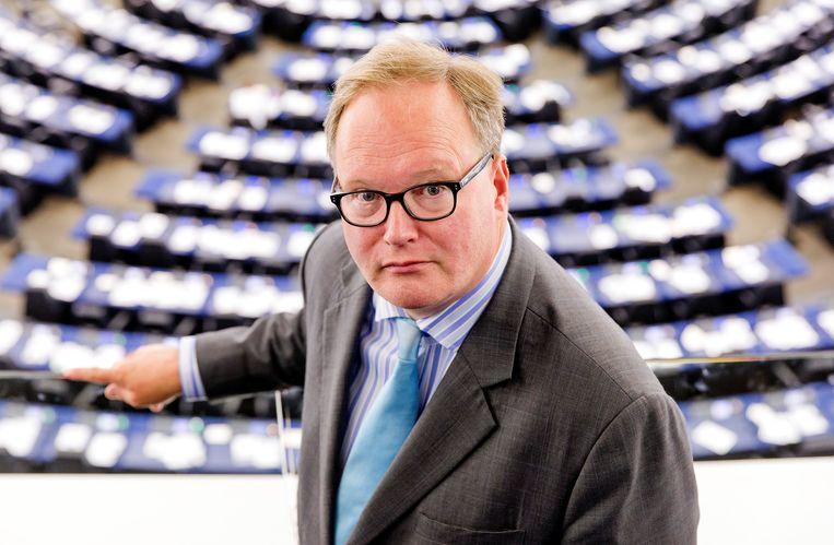 Hans van Baalen in 2014. Beeld ANP