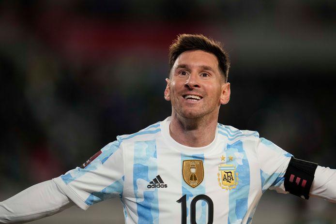 Le triplé de Messi face à la Bolivie lui permet de dépasser le Brésilien Pelé.